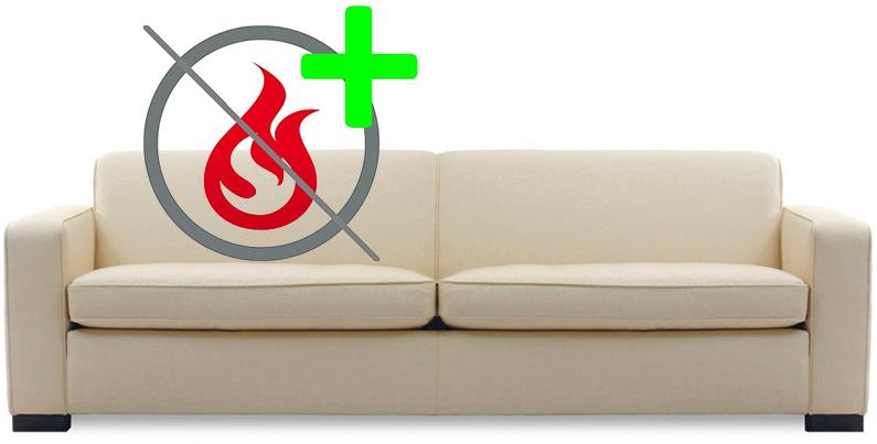 SEM - Schwer entflammbare Möbel-Logo