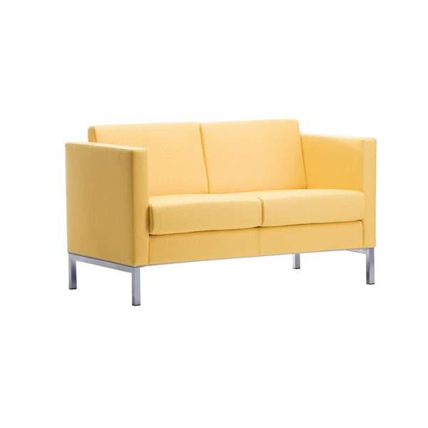 schwer entflammbare m bel b1 manhattan 2 sitzer. Black Bedroom Furniture Sets. Home Design Ideas